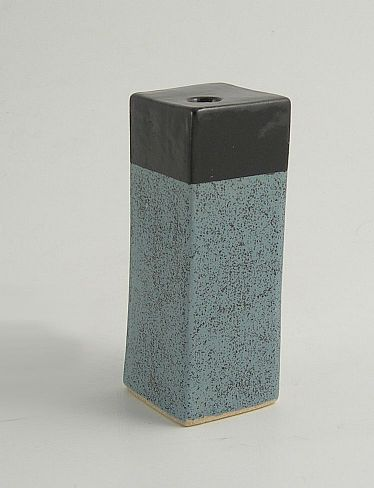 Enclosed Square Vase III