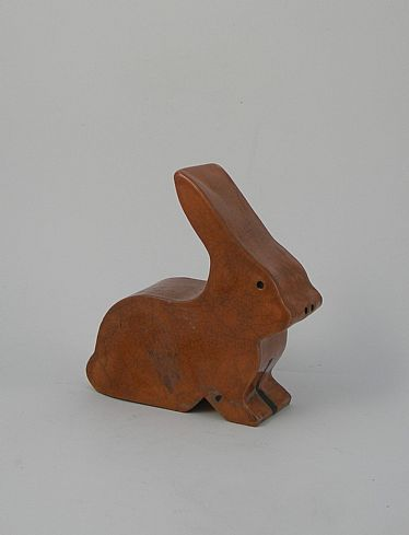 Rabbit - brown