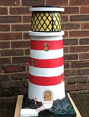 Light House Planter